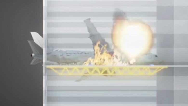 grafica avion turn