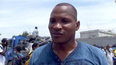 Guerrier Antoine din haiti