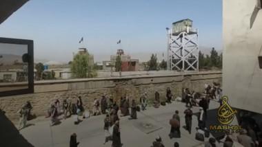 deținuți eliberași dintr-o închisoare din Kabul