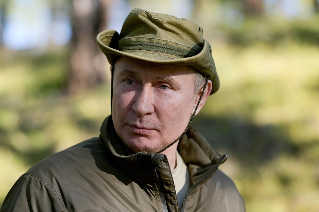 """Putin se teme de teroriștii din Afganistan: """"Luptători cu experienţă din Irak şi Siria merg acolo"""""""