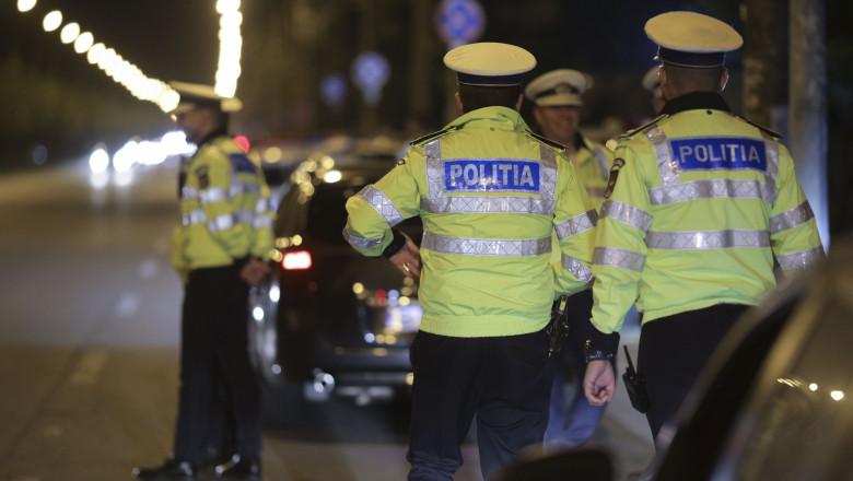 politisti rutieri razie bucuresti