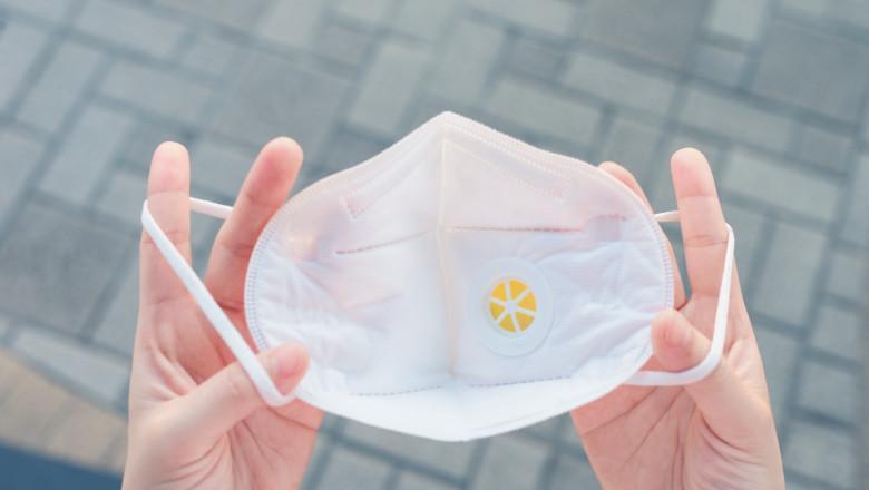 masca protectie FFP2