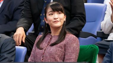 Prințesa japoneză Mako