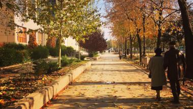strada in Bucuresti