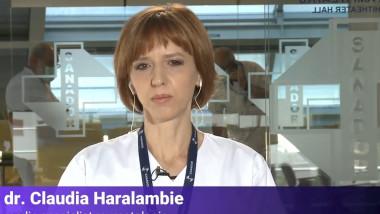 dr claudia haralambie