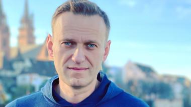 Fotografie cu Aleksei Navalnîi