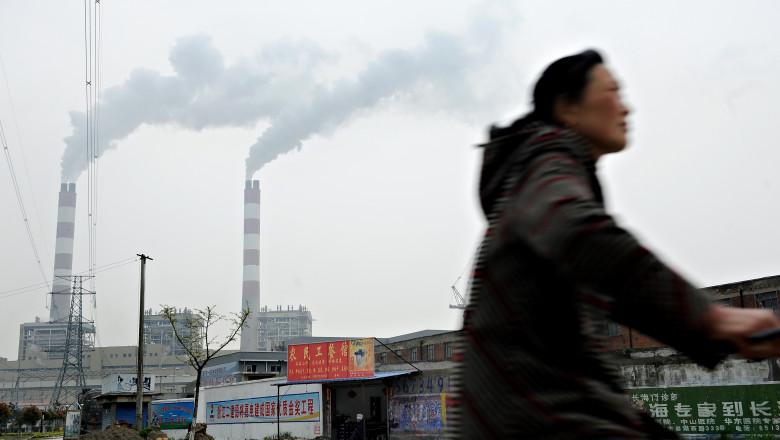 centrala electrica china