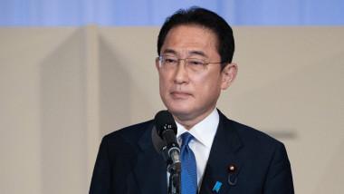 Fumio Kishida a castigat alegerile