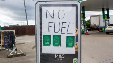 statie de benzina din marea britanie