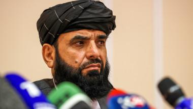 talibanul Suhail Shaheen