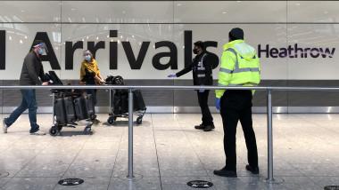restrictii pe aeroportul Heathrow