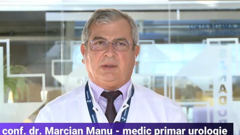 dr marcian manu