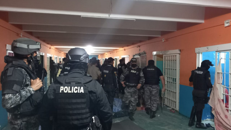penitenciar Guayaquil