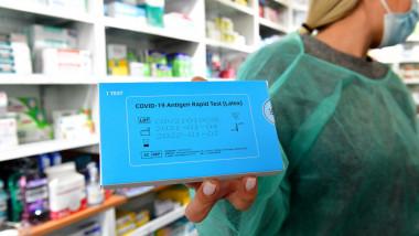 test rapid antigen covid-19 farmacie