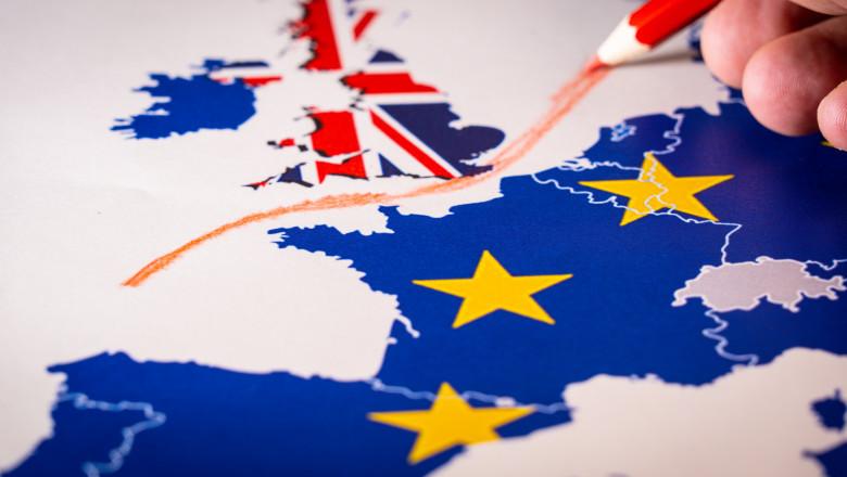 Retragerea Marii Britanii din UE pe foaie