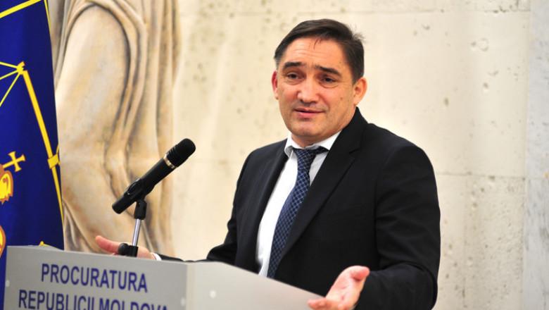 Alexandr Stoianoglo, procurorul general al Republicii Moldova