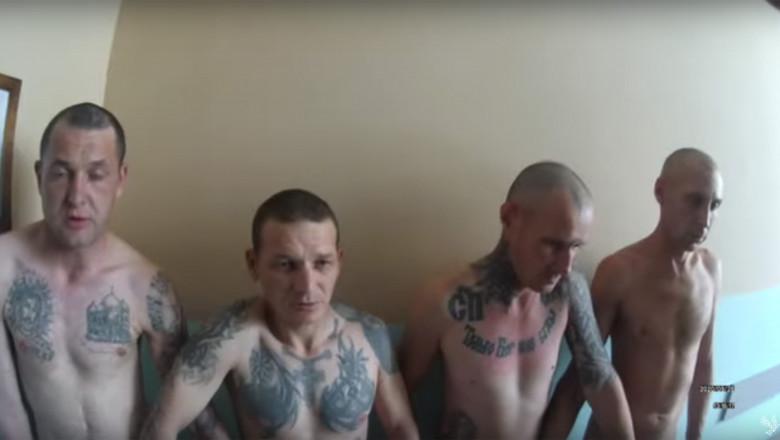 Torture in Russia's prison system