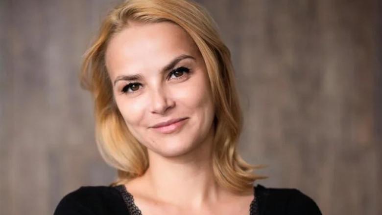 Alexandra Georgiana Văcaru, noul prefect al Bucureștiului.