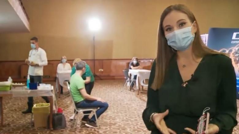campanie de vaccinare anti covid la digi