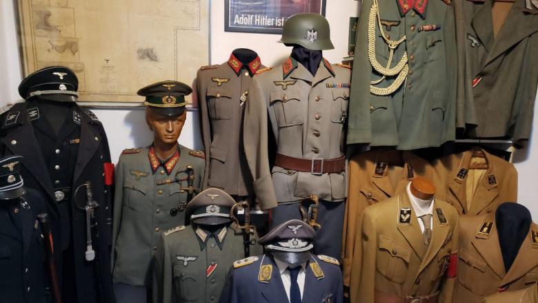 obiecte naziste brazilia
