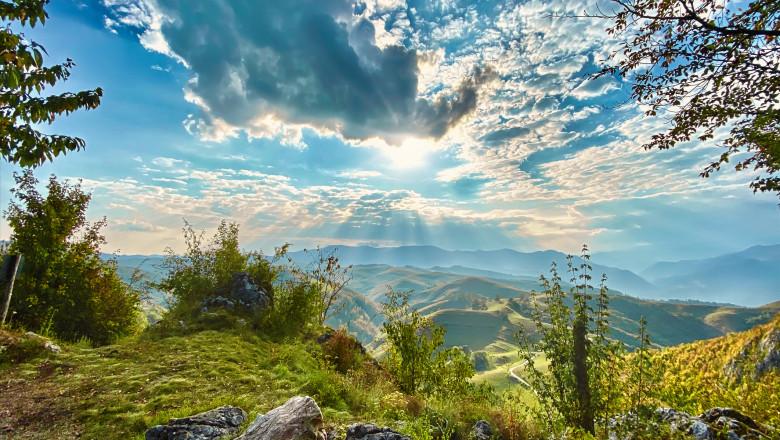 Munții Apuseni, România
