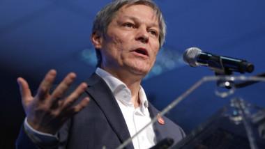 Dacian Cioloș, președintele USR. face declalratii