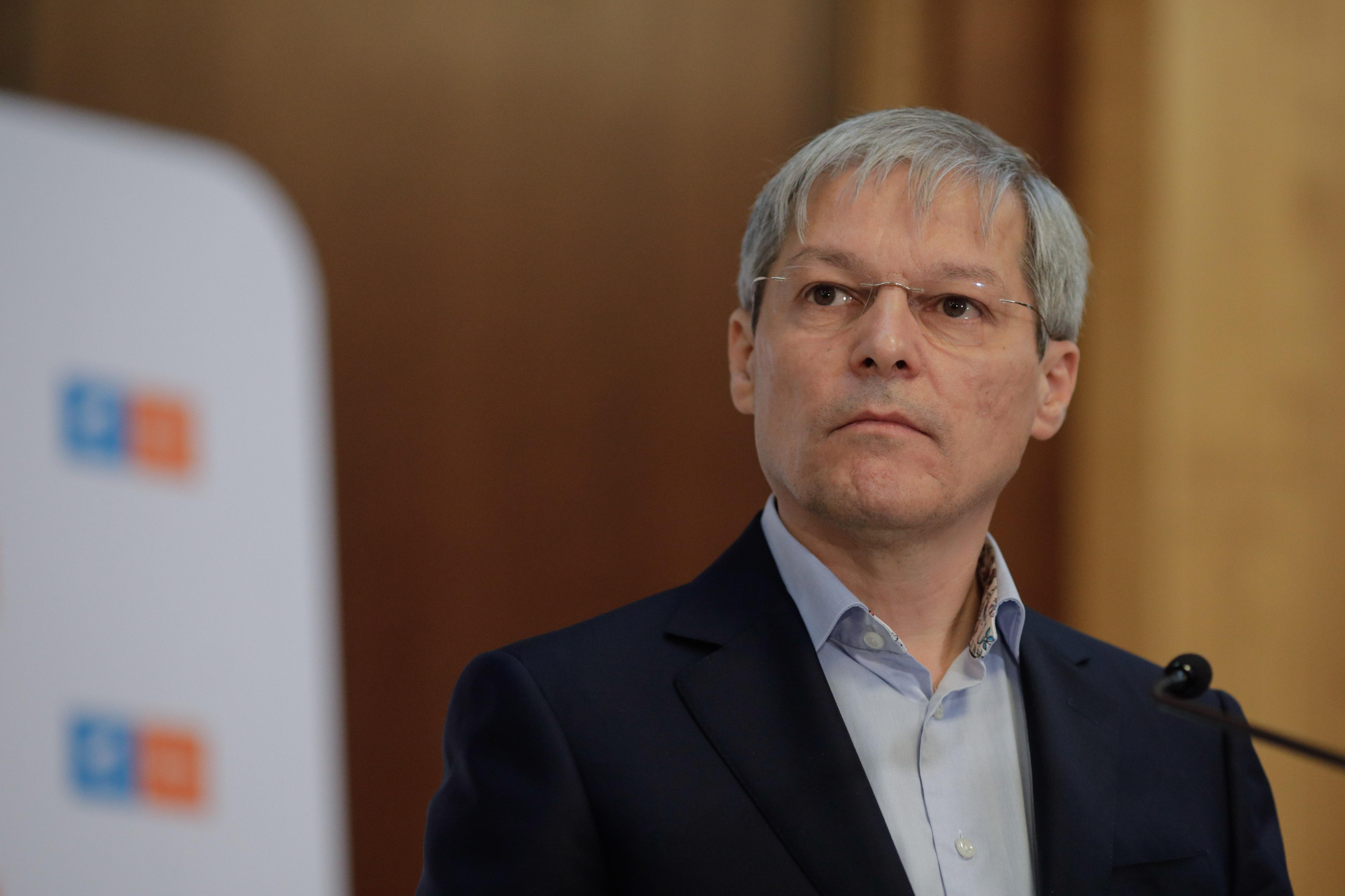 Dacian Ciolos spune ca Florin Citu e cel care a aruncat in aer increderea din coalitie, dar l-ar fi numit ministru in cabinetul sau