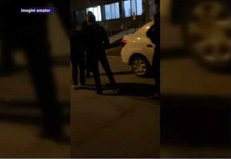 Un barbat de 60 de ani a fost batut in curtea Spitalului Judetean din Tulcea chiar de paznicul institutiei