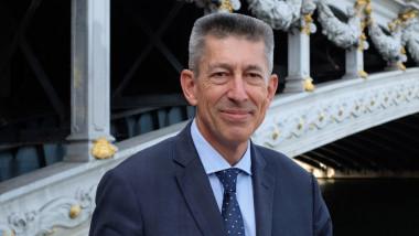 Nicolas de Bouillane de Lacoste, ambasadorul Franței în Belarus