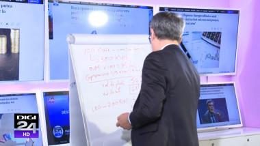popescu explica la tabla factura la energie