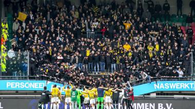Netherlands: NEC vs Vitesse