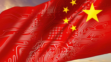 Digital leadership of China