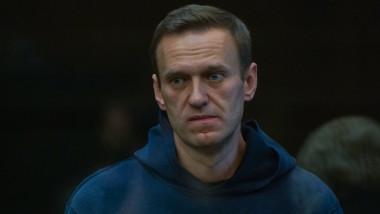 Navalnîi, în vârstă de 45 de ani, a fost închis după ce s-a întors în Rusia la începutul acestui an din Germania.