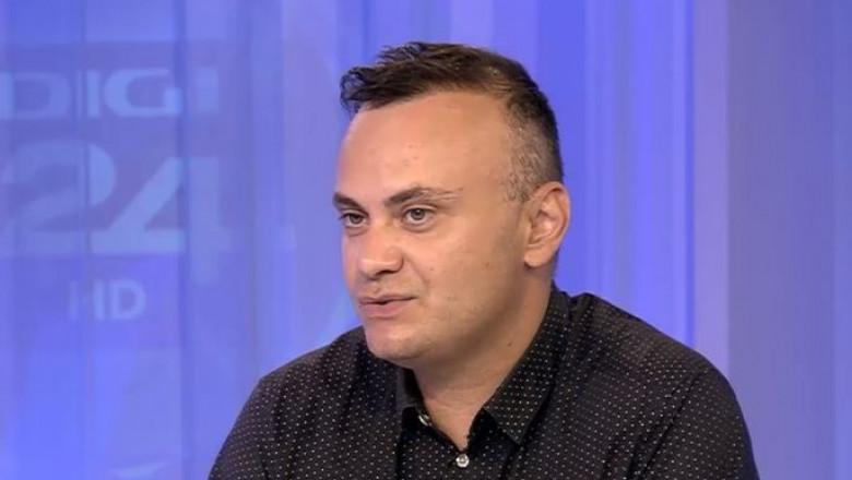 Medicul Adrian Marinescu: Luna octombrie va fi mai grea. O să înceapă să scadă numărul de cazuri, cred că vom avea sărbători liniștite