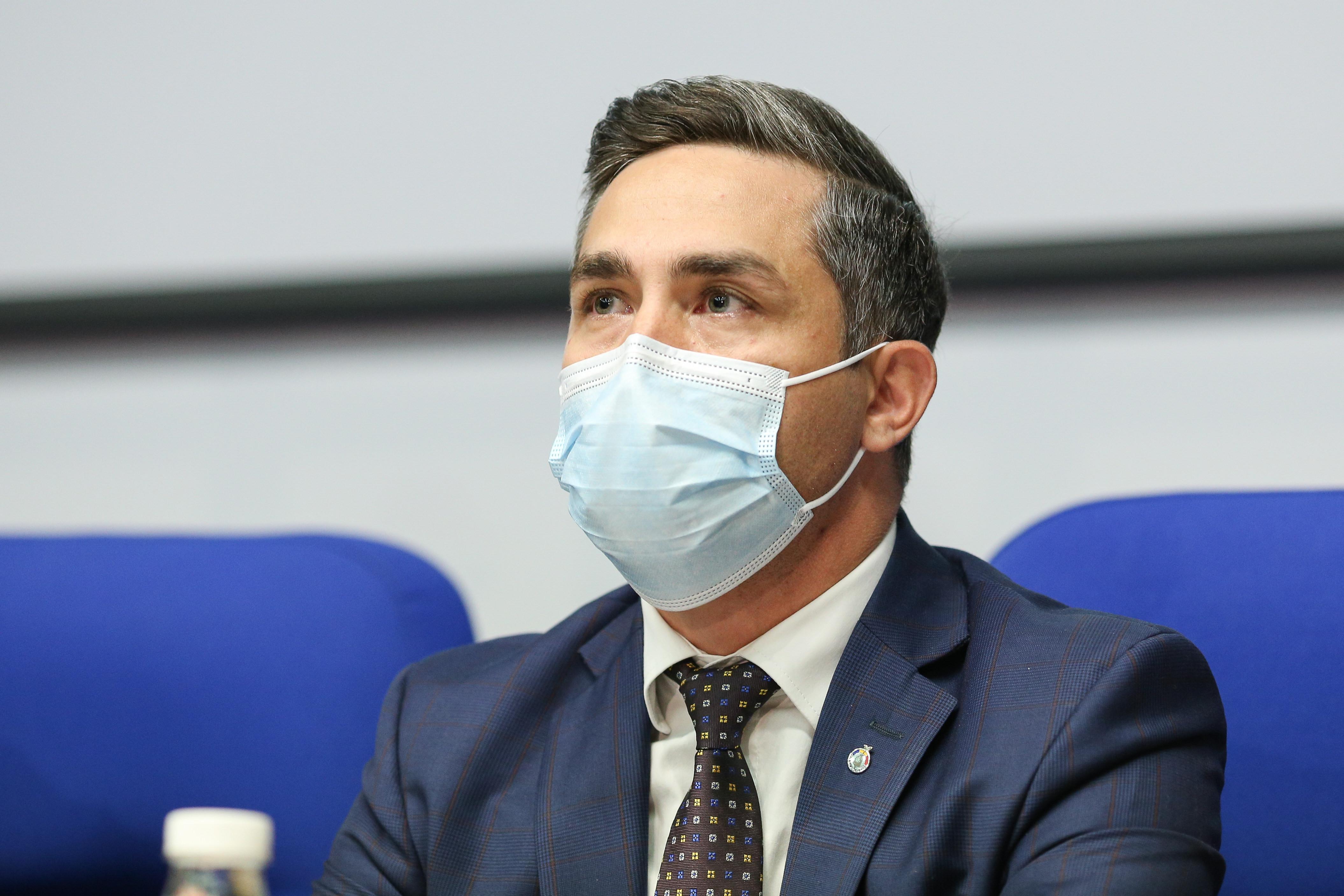 Valeriu Gheorghiță: Dacă rata de vaccinare în România ar fi fost peste 80%, azi nu aveam 440 de decese, ci 44
