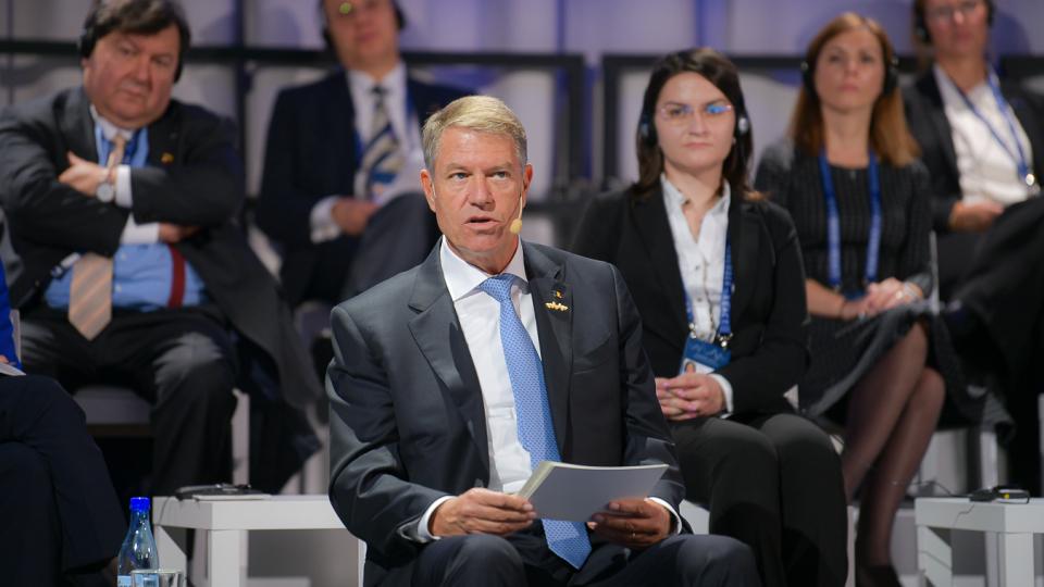 Klaus Iohannis a fost testat pentru COVID-19