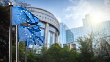 sediul parlamentului european de la bruxelles