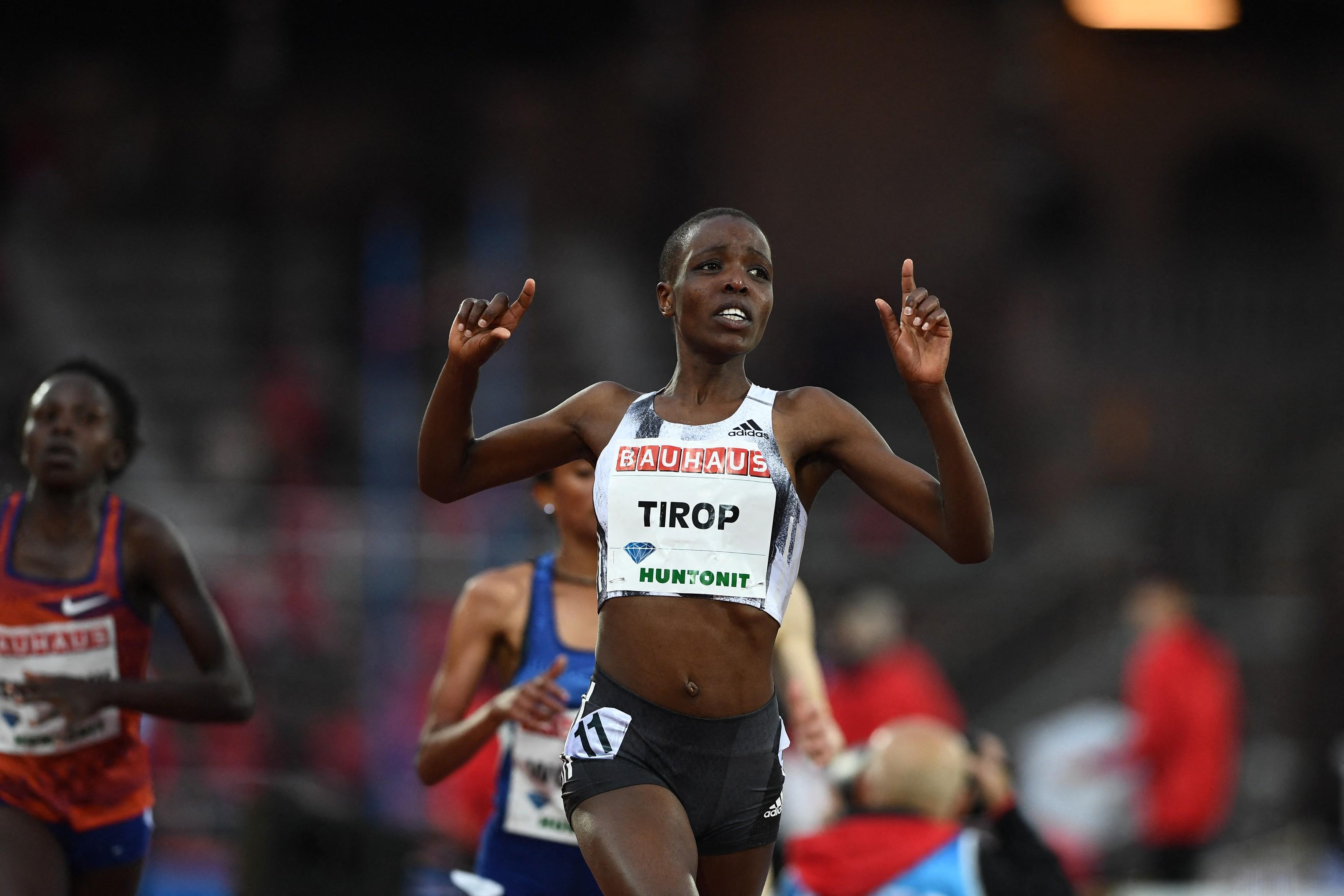 Agnes Jebet Tirop, dubla medaliata cu bronz la Mondiale si detinatoarea recordului la 10.000 de metri, a fost gasita moarta