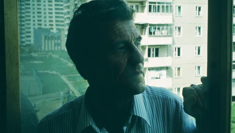 Viktor Briuhanov, în Kiev, în 1991