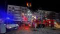 A domestic gas explosion has ripped through a five-storey apartment building in Naberezhnye Chelny, 237km east of Kazan.