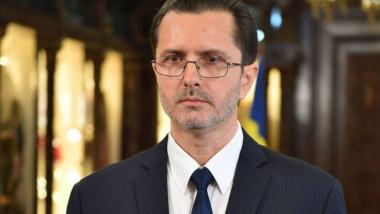 vasile Bănescu, purtătorul de cuvânt al Patriarhiei