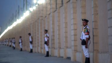 politisti in egipt