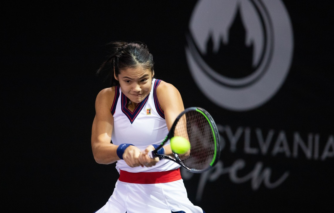 Emma Raducanu a obţinut la Transylvania Open prima sa victorie dupa titlul de la US Open: Cred ca sunt acasa aici