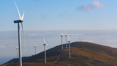 ferme éolienne în Spania