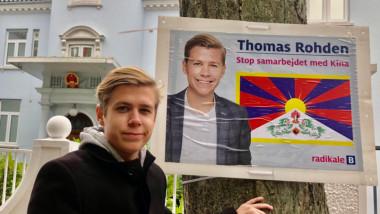 danemarca tibet