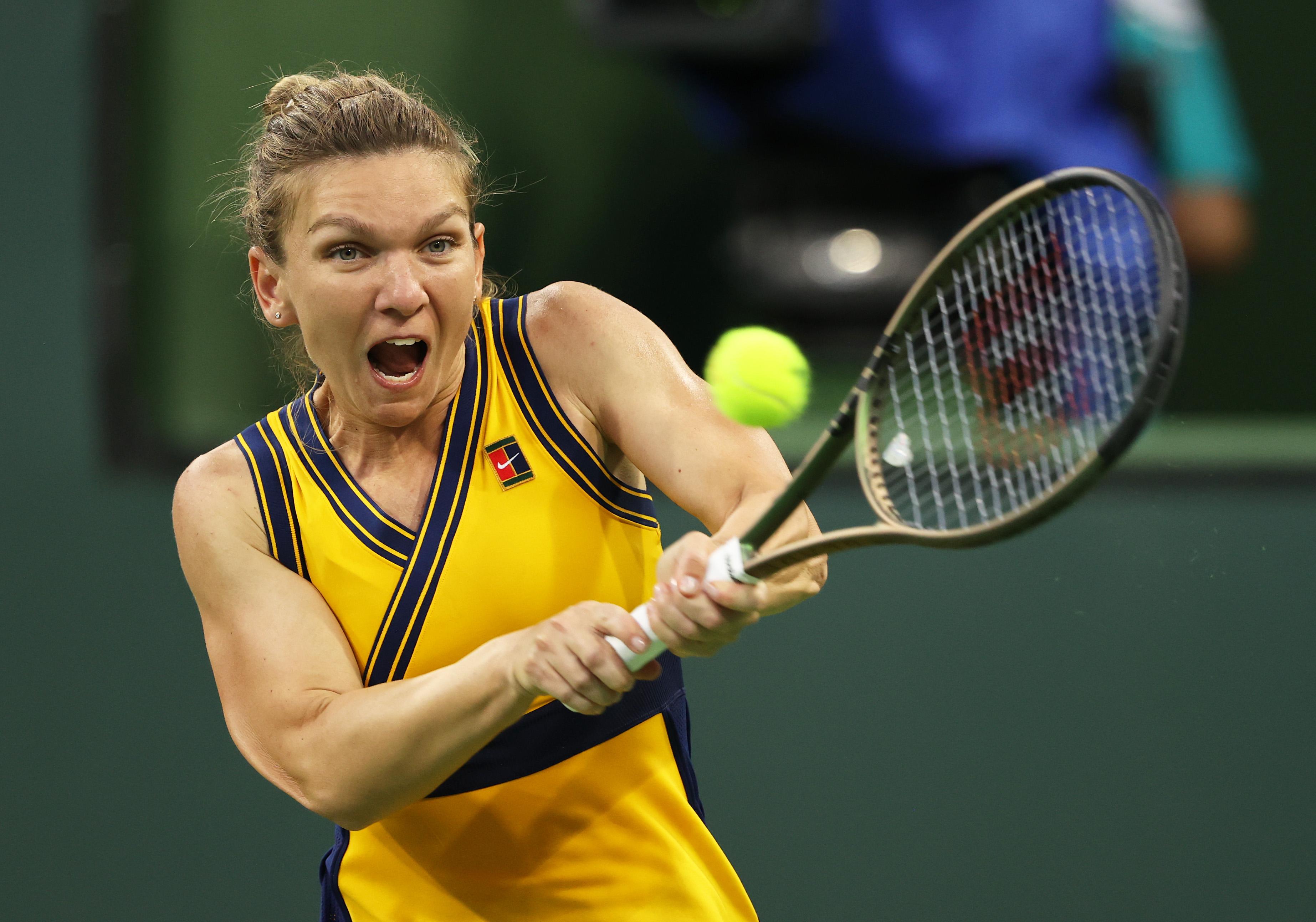 Simona Halep a invins-o categoric pe Gabriela Ruse la Transylvania Open. In optimi va intalni o adversara din Rusia