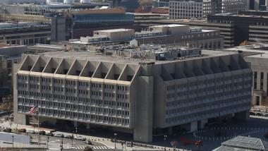 Clădirea Departamentului Sănătății (HHS) din Washington