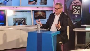 Președintele Asztalos Csaba, la Interviurile Digi24.ro.