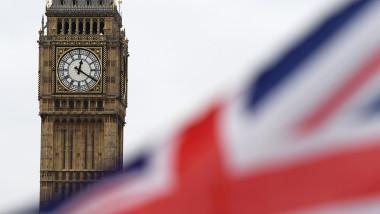 Drapelul Marii Britanii.