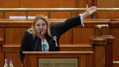 diana sosoaca in parlament